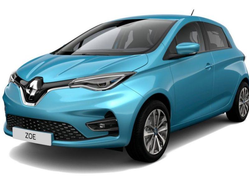 Voiture Renault ZOE