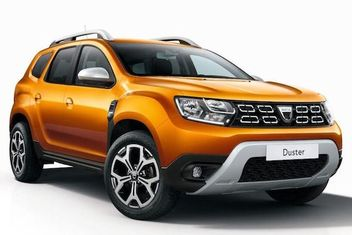 Voiture Renault Duster