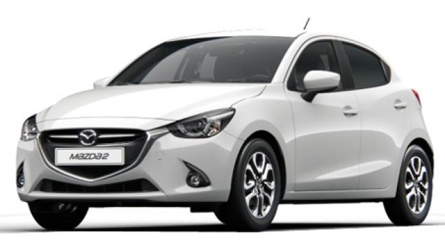Voiture Mazda 2 Automatique