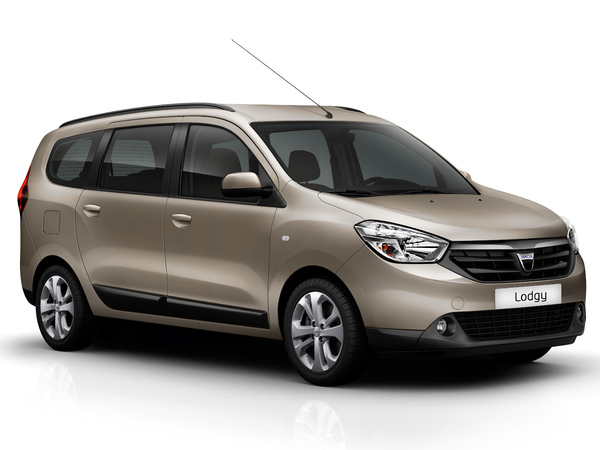 Voiture Renault Lodgy
