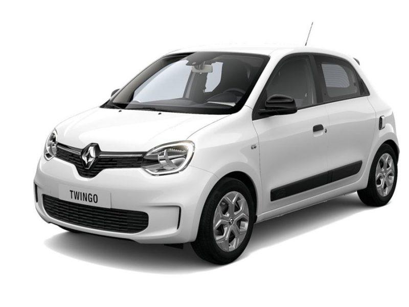 Voiture Renault Twingo 3
